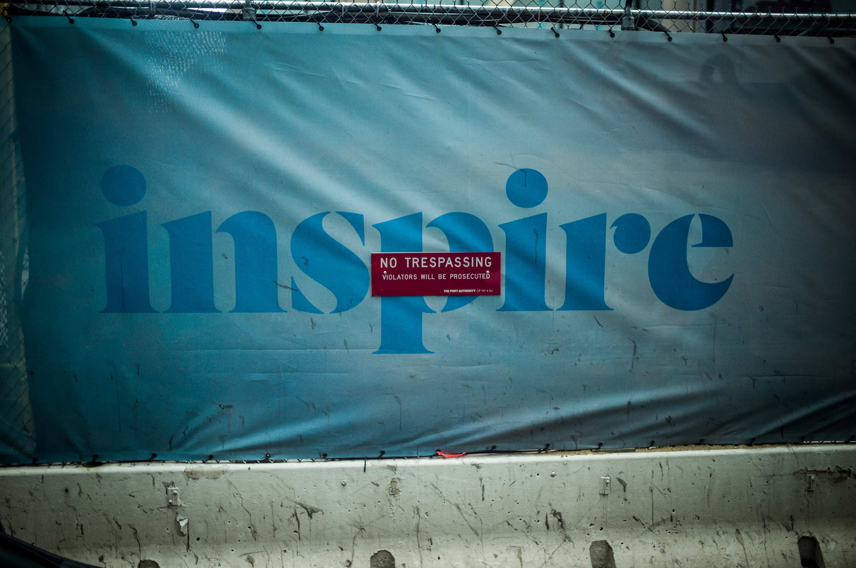New York (Inspire/No Trespassing) 2014