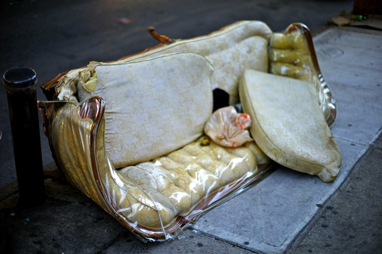 Brooklyn (Street Sofa) 2010