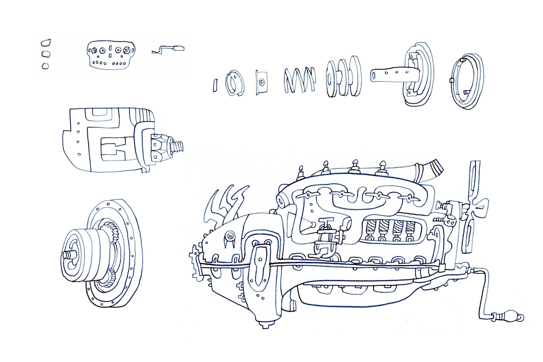 Model T Parts