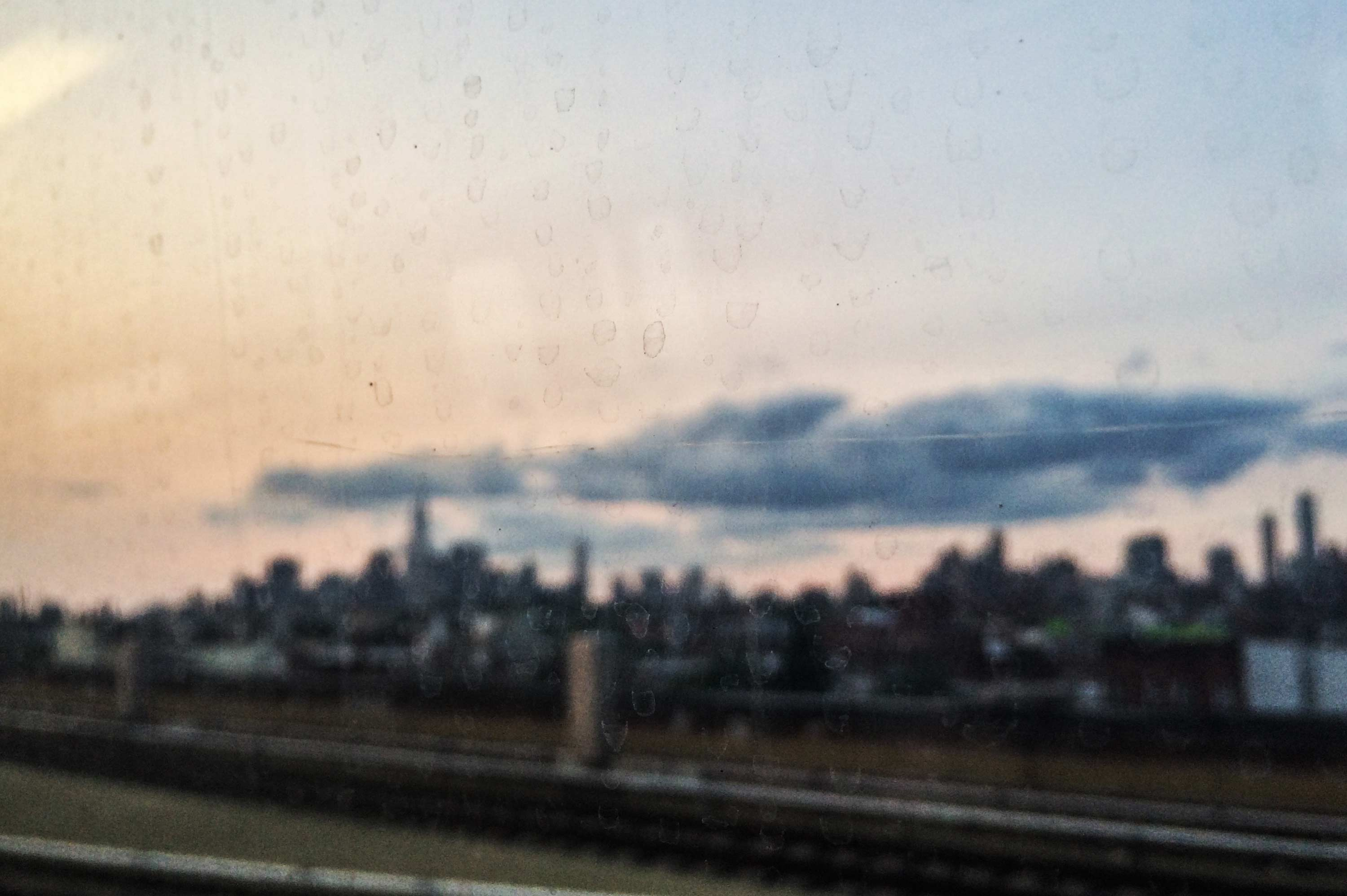 New York (From the F) 2014