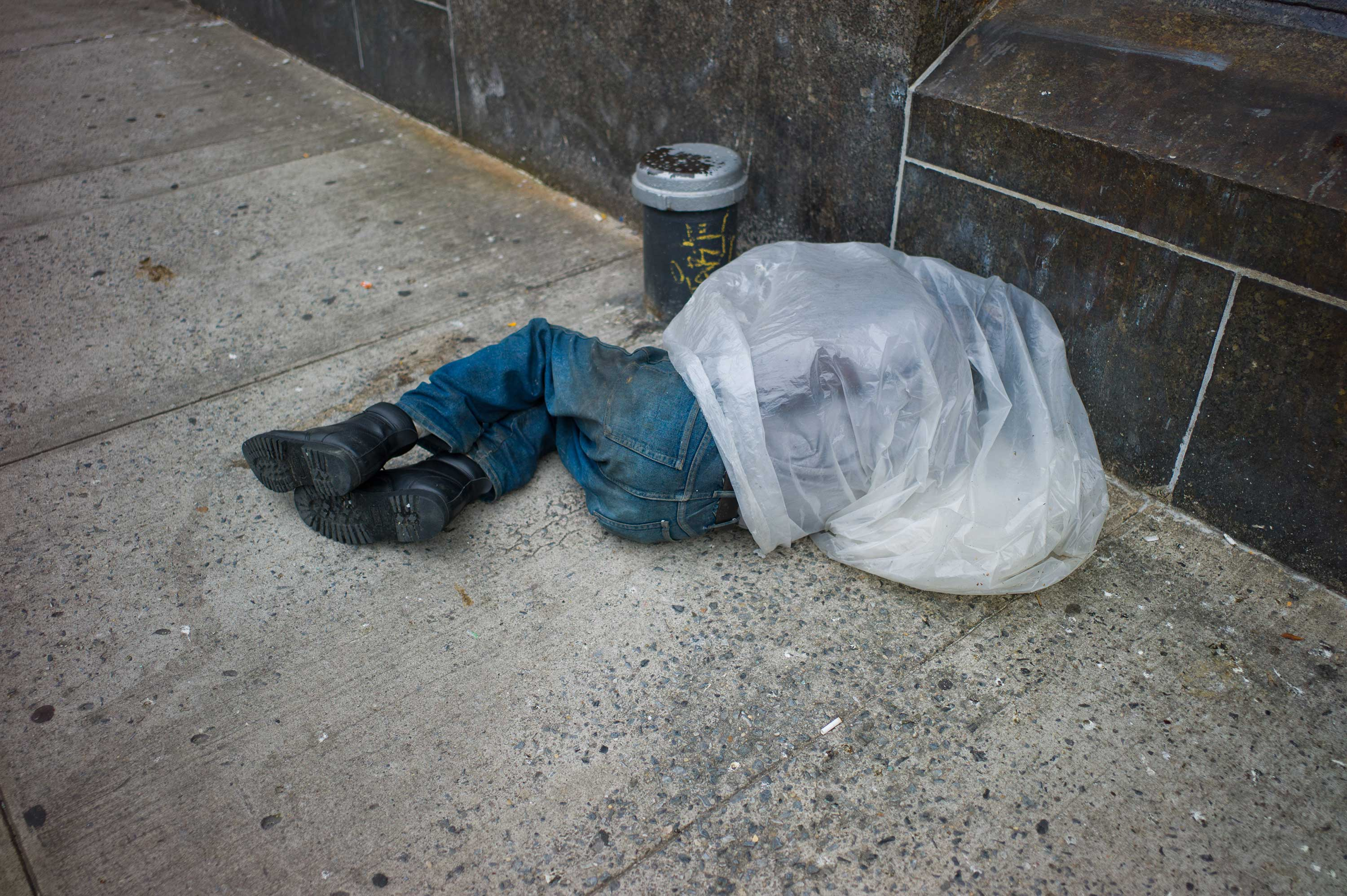 47th Street (Sleeping Bag)