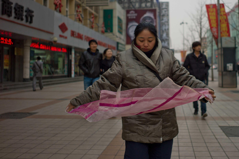 Beijing (Wangfujing Scarf)